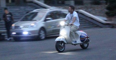 Saigon Scooter Centre - Electric conversions - Lambretta parts