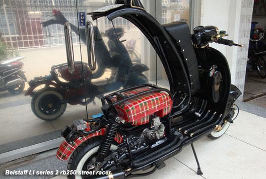 Saigon Scooter Centre - Custom restorations - Lambretta parts, Vespa