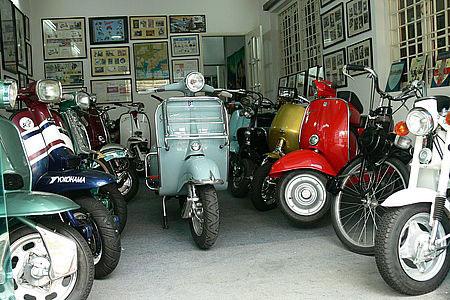 Vespa Scooters | Restored Vespa For Sale