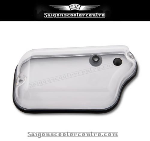CARBURETTOR COVER CLEAR