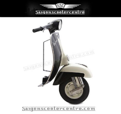 Includes all fittings and complete with working headlamp  Current sample shown VBC but available in all models including Lambretta