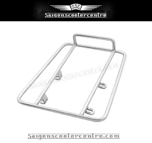 Scomadi Sprint rack Classic thin gauge Highly polished stainless finish