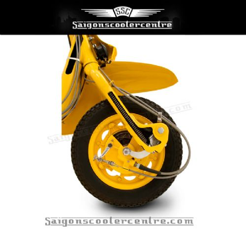 SECTIONISED LAMBRETTA DISPLAY MODEL